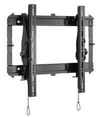 "Chief RMT2 flat panel wall mount 106.7 cm (42"") Black"