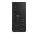 DELL OptiPlex 3050 3.4 GHz 7th gen Intel® Core™ i5 i5-7500 Black Mini Tower PC