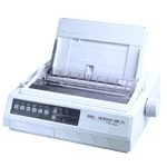 OKI MicroLine 320 ELITE dot matrix printer 240 x 216 DPI 360 cps