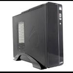 Acteck TD-510 - GAPC-301 Perfil bajo (Slimline) 500W Negro gabinete de computadora