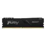 Kingston Technology FURY Beast memory module 16 GB 1 x 16 GB DDR4 3733 MHz