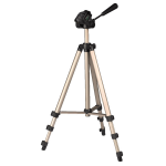 Hama Star 75 tripod Digital/film cameras 3 leg(s) Black,Silver