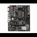 MSI A320M-A PRO MAX placa base AMD A320 Zócalo AM4 micro ATX