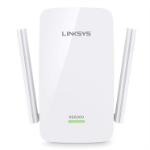 Linksys AC750 punto de acceso WLAN 300 Mbit/s Blanco