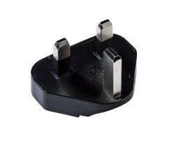 Honeywell 50103452-001 power plug adapter Type D (UK) Black