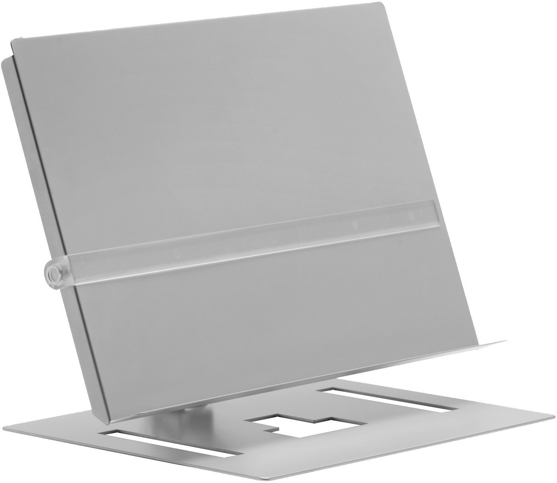 JOBMATE Document Holder Tab 2 Silver