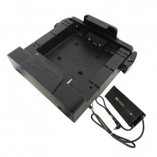 """Gamber-Johnson 7170-0527 soporte de seguridad para tabletas 20,3 cm (8"""") Negro"""