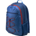 HP Active (Marine Blue/Coral Red) backpack Fabric Blue,Red