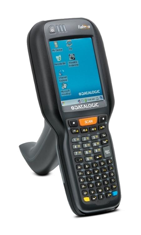 "Datalogic Falcon X4 PDA 8,89 cm (3.5"") 240 x 320 Pixels Touchscreen 668 g Zwart"