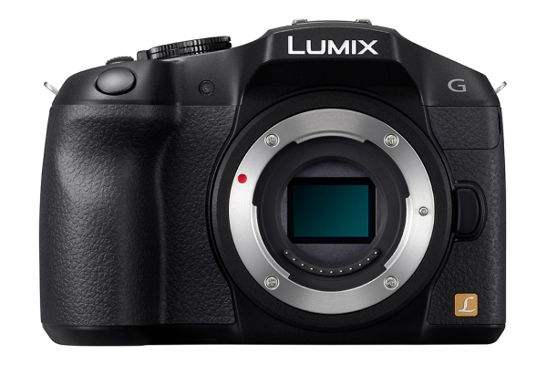 Panasonic Lumix DMC-G6 MILC 16.05 MP Live MOS 4608 x 3456 pixels Black
