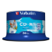 Verbatim CD-R AZO Wide Inkjet Printable no ID 700 MB 50 pc(s)