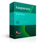 Kaspersky Lab ANTI-VIRUS / 1 USER / 1 AÑO / CAJA dir