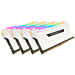Corsair Vengeance CMW32GX4M4C3200C16W memory module 32 GB 4 x 8 GB DDR4 3200 MHz