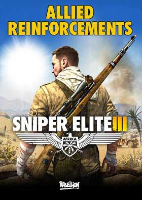 Nexway Sniper Elite III - Allied Reinforcements Outfit Pack Video game downloadable content (DLC) PC Sniper Elite 3 Español