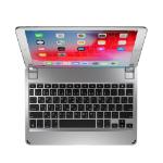 Brydge BRY8001-BA mobile device keyboard QWERTY Arabic, English Silver Bluetooth