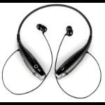 Inland 87089 Black Intraaural Neck-band headphone