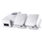 Devolo dLAN 550 WiFi Network Kit Powerline NL Ethernet LAN Wi-Fi Wit 3 stuk(s)