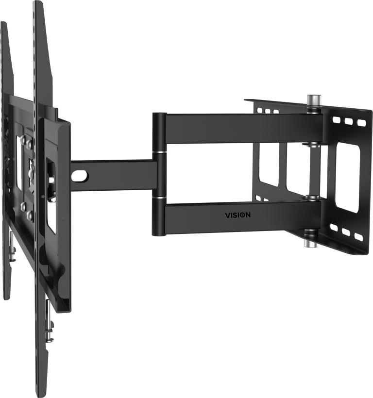 "Vision VFM-WA6X4 70"" Black flat panel wall mount"