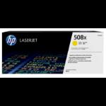 HP 508X Origineel Geel 1 stuk(s)