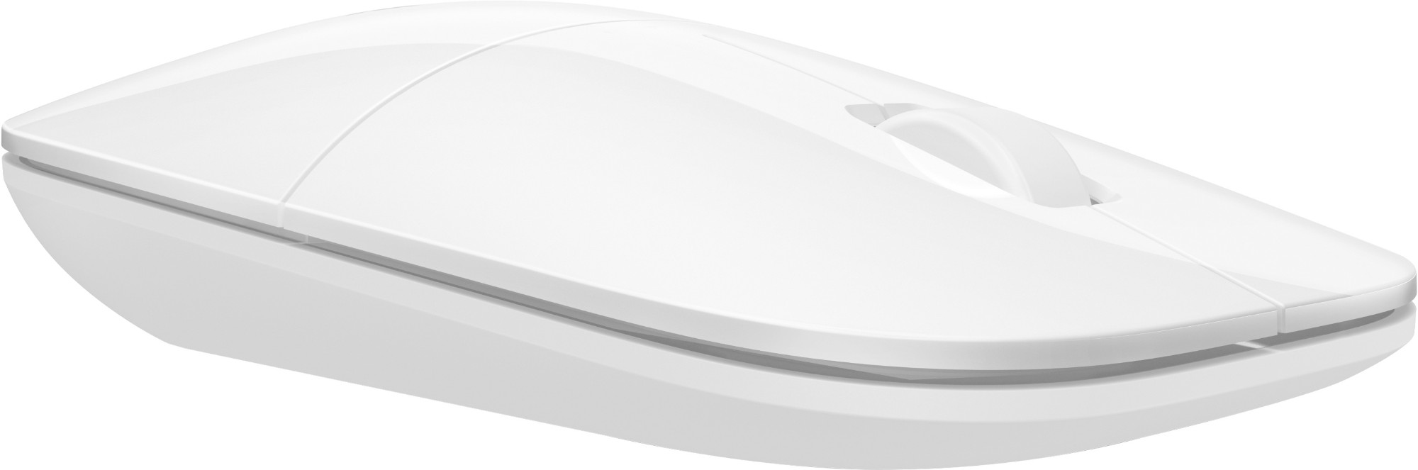 HP Z3700 White Wireless mouse Ambidextrous RF Wireless Optical 1200 DPI