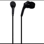IFROGZ Bolt Plus Hoofdtelefoons In-ear Zwart