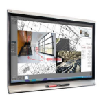 "SMART Technologies 65"" SPNL-6265 Pro Interactive Display -4K - AM40 + Meeting Pro"