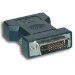 MCL Adapter DVI-I to HD15 VGA (D-Sub) Negro