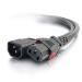 C2G 3m, C14/C13 cable de transmisión Negro C14 acoplador C13 acoplador