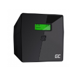 Green Cell UPS03 uninterruptible power supply (UPS) Line-Interactive 1.999 kVA 600 W 4 AC outlet(s)