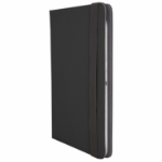"Urban Factory Spring Folio Case - Universal for all 7-8"" tablets, Black"