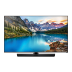 "Samsung HG43ED690MBXXU 43"" Full HD Smart TV Black A+ 10W hospitality TV"
