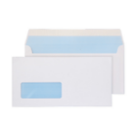 Blake Purely Everyday White Window Peel and Seal Wallet DL 110x220mm 100gsm (Pack 500)
