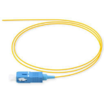 Microconnect FIBSCPIG2 fibre optic cable 2 m OS2 SC/UPC Yellow