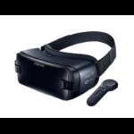 Samsung Gear VR Smartphone-based head mounted display Black, Grey 345 g