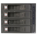 StarTech.com 4 Drive 3.5in Trayless Hot Swap SATA Mobile Rack Backplane HSB430SATBK