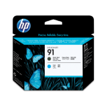 HP C9460A (91) Printhead black matt, 24ml