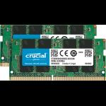 Crucial CT2K16G4SFRA32A memory module 32 GB 2 x 16 GB DDR4 3200 MHz