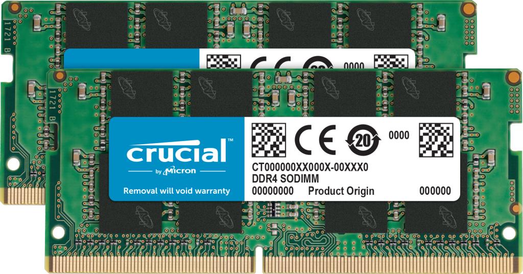Crucial CT2K16G4SFRA32A módulo de memoria 32 GB 2 x 16 GB DDR4 3200 MHz