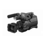 Sony HXR-MC2500E Shouldercam 6.59MP CMOS Full HD Black hand-held camcorder