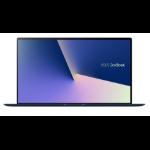 """ASUS ZenBook 15 UX534FAC-AA205T notebook LPDDR3-SDRAM 39.6 cm (15.6"""") 3840 x 2160 pixels 10th gen Intel® Core™ i7 16 GB 512 GB SSD Wi-Fi 6 (802.11ax) Windows 10 Home Blue"""