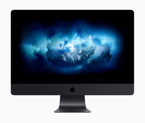 "Apple iMac Pro 68.6 cm (27"") 5120 x 2880 pixels 3.2 GHz Intel Xeon W Grey All-in-One workstation"