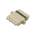 Microconnect FIBLCMA LC 1pc(s) Beige fiber optic adapter