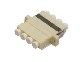 Microconnect FIBLCMA LC 1pc(s) Beige fiber optic adapter