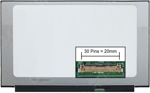 "MicroScreen 15,6"" LCD FHD Glossy"