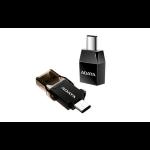 ADATA ACAF3PL-ADP-RBK USB C USB 3.1 A Black