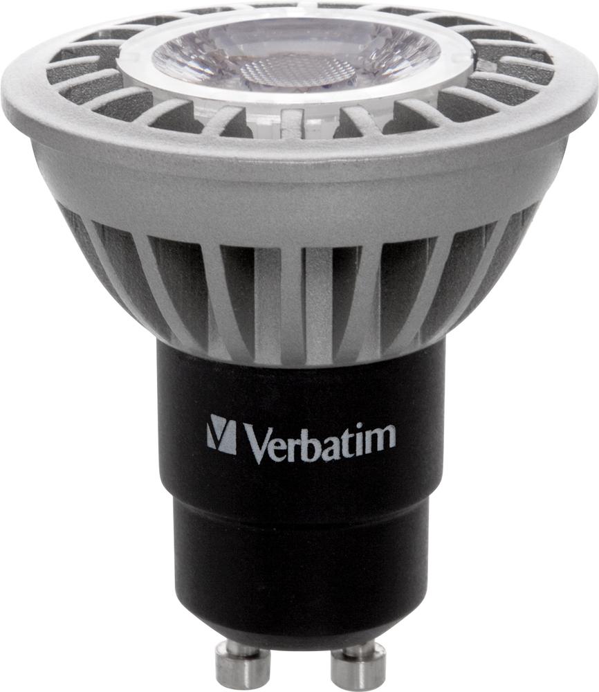 Verbatim 52314 6W GU10 A+ Neutral white LED bulb