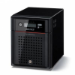 Buffalo TeraStation 4400 4 x 2TB WD Red NAS Mini Tower Ethernet LAN Black