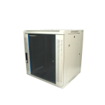 StarTech.com 12U 19in Hinged Wall Mount Server Rack Cabinet w/ Vented Glass DoorZZZZZ], RK1219WALH