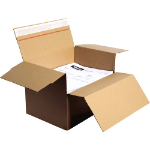 Fellowes 7374901 package Packaging box Brown 1 pc(s)