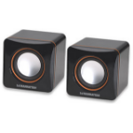 Manhattan 2600 3W Black loudspeaker